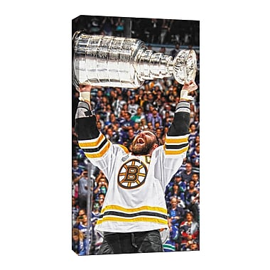 Zedeno Chara Canvas, Boston Bruins