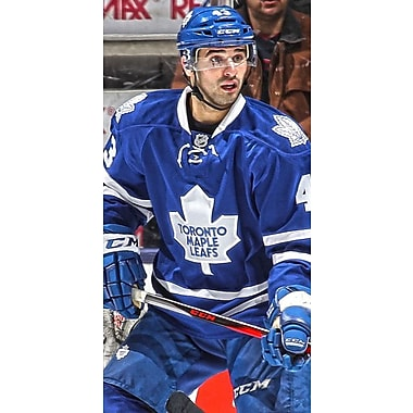 Nazem Kadri Canvas, Toronto Maple Leafs, Dark Vertical