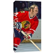 Bobby Hull Canvas, Chicago Blackhawks