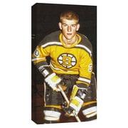 "Bobby Orr Canvas, Boston Bruins ""Young Bobby"""