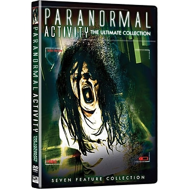 Paranormal Haunting Ult. Coll. (DVD)