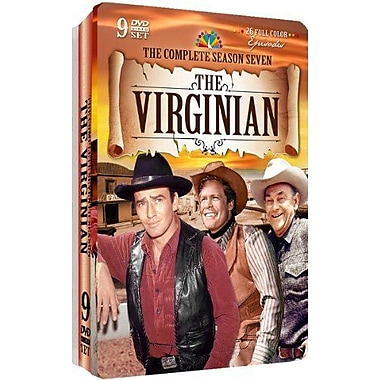 The Virginian - Season 7 (DVD)