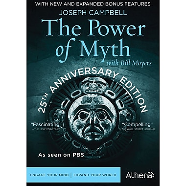 Joseph Campbell and the Power of Myth with Bill Moyers - 25th Anniversary Edition (DVD)