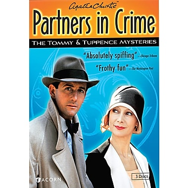 Agatha Christie's Partners in Crime - The Tommy & Tuppence Mysteries (DVD)