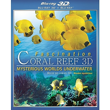 Fascination Coral Reef 3D (3D Blu-Ray)