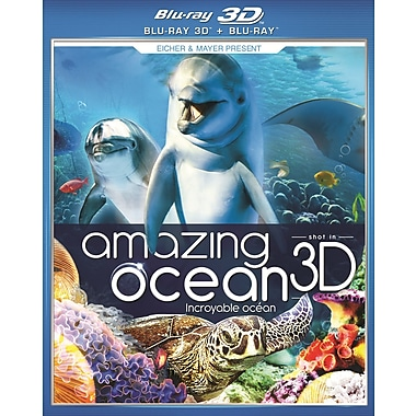 Amazing Ocean 3D (3D Blu-Ray)