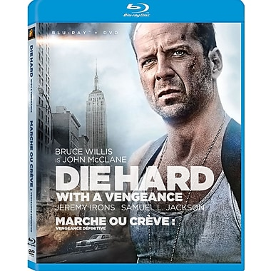 Die Hard 3: Die Hard with a Vengeance (Blu-Ray + DVD)