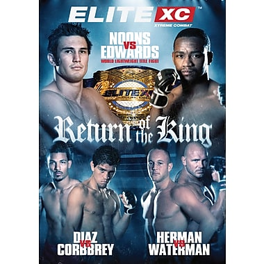 Elite XC - Return of The King (Noons Vs Edwards) (DVD)