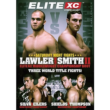 Elite XC - Lawler Vs Smith II (DVD)