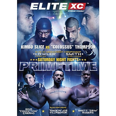 Elite XC - Primetime (Kimbo vs Colossus) (DVD)
