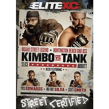 Elite XC - Street Certified (Kimbo Vs Tank) (DVD)