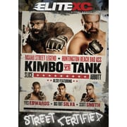 Elite XC - Street Certified (Kimbo Vs Tank) (DVD)