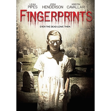 Fingerprints (Blu-Ray)