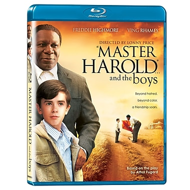 Master Harold & the Boys (Blu-Ray)