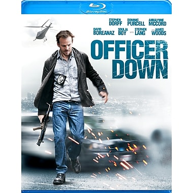 Officer Down (Blu-Ray)