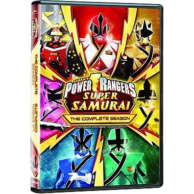 Power Rangers Super Samurai: Complete Set (DVD)