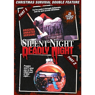 Silent Night, Deadly Night 1 & 2 (DVD)