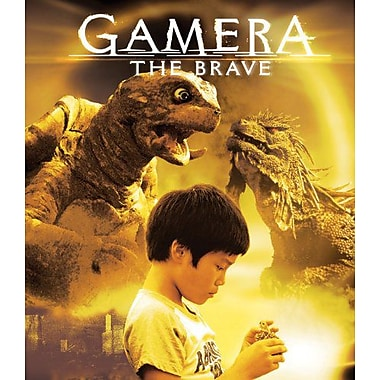 Gamera The Brave (Blu-Ray)