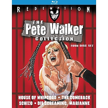 The Pete Walker Collection (Blu-Ray)