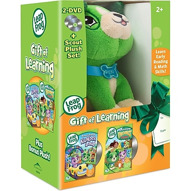 LeapFrog: Gift of Learning (DVD)
