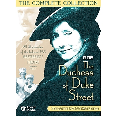 The Duchess of Duke Street Complete Collection (DVD)