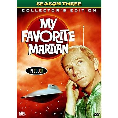 My Favorite Martian - Season 3 (DVD)