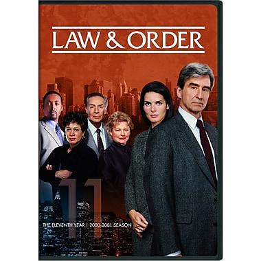 Law & Order: Season 1 (DVD)