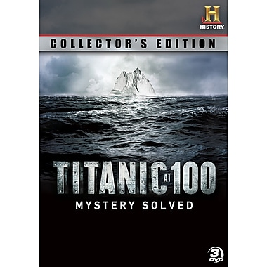 Titanic at 100 - Mystery Solved (DVD)