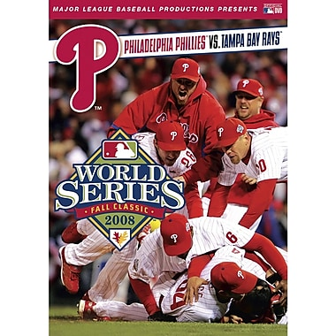 Official 2008 World Series Film - Philadelphia Phillies (DVD)