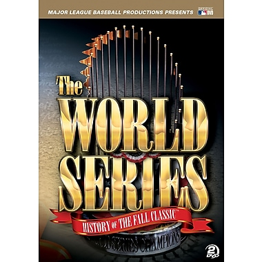 The World Series - History of the Fall Classic (DVD)