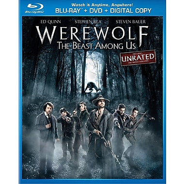 Werewolf: The Beast Among Us (Blu-Ray + DVD + Digital Copy)