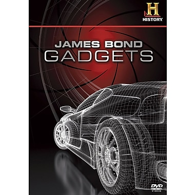 James Bond Gadgets (DVD)