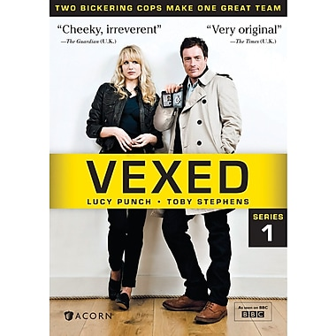 Vexed - Series 1 (DVD)