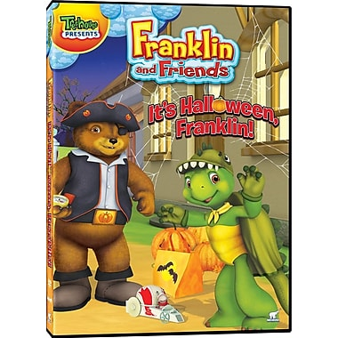 Franklin and Friends - It's Halloween Franklin (DVD)