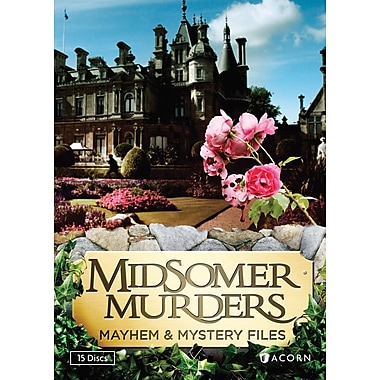 Midsomer Murders - Mayhem & Mystery Files (DVD)