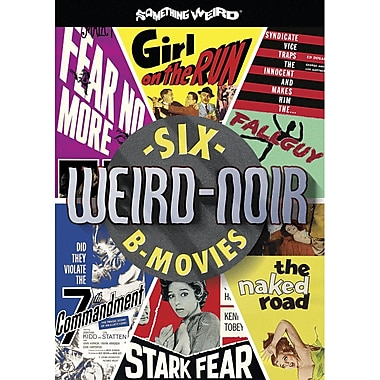 Weird-Noir (DVD)
