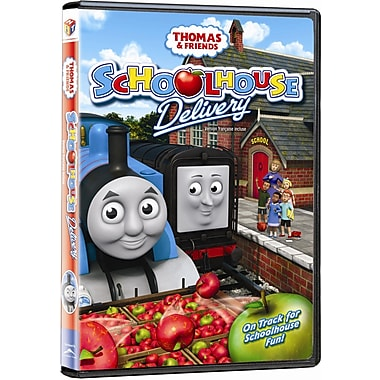 Thomas & Friends: School House Delivery (DVD)