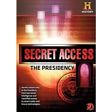 Secret Access - The Presidency (DVD)
