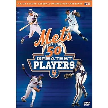 New York Mets - 50 Greatest Players (DVD)