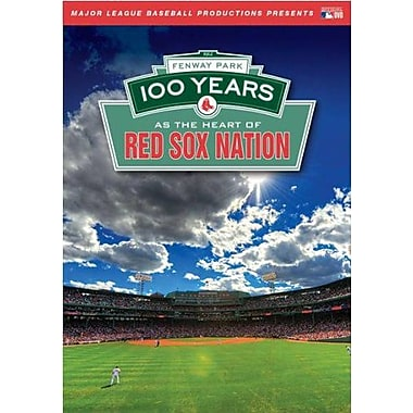 Fenway Park - 100 Years as the Heart of Red Sox Nation (DVD)