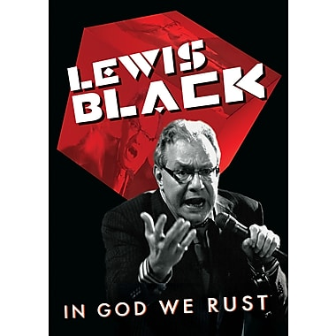 Lewis Black: In God We Rust (DVD)