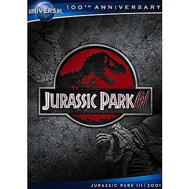 Jurassic Park III (DVD + copie numérique)