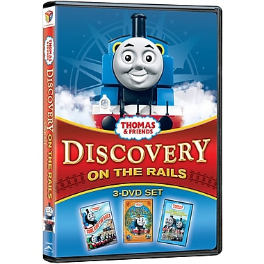 Thomas & Friends: Discovery on the Rails (DVD)