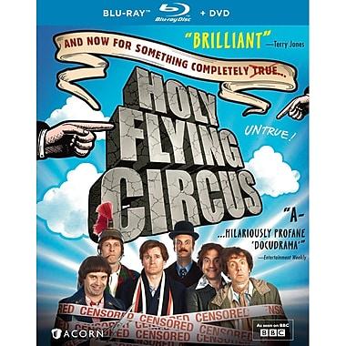 Holy Flying Circus (Blu-Ray + DVD)