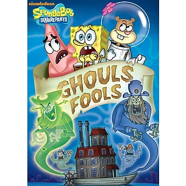 SpongeBob SquarePants: Ghouls Fools (DVD)