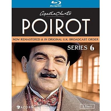 Agatha Christie's Poirot - Series 6 (Blu-Ray)