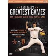 Baseball's Greatest Games - San Francisco Giants First Perfect Game (DVD)