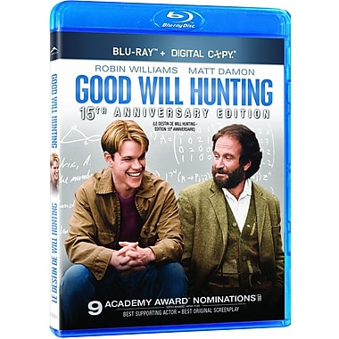 The Good Will Hunting (Blu-Ray + copie numérique)