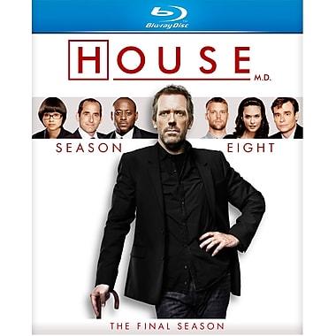 House: Season Eight (Blu-Ray)