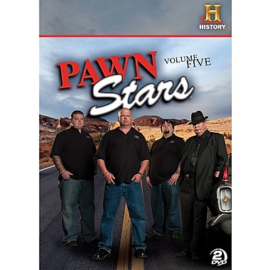 Pawn Stars - Volume 5 (DVD)